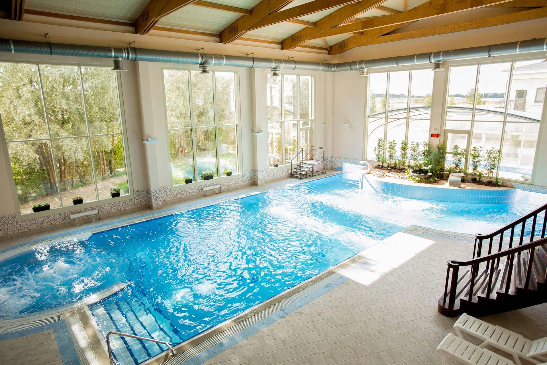 piscina mantenimiento